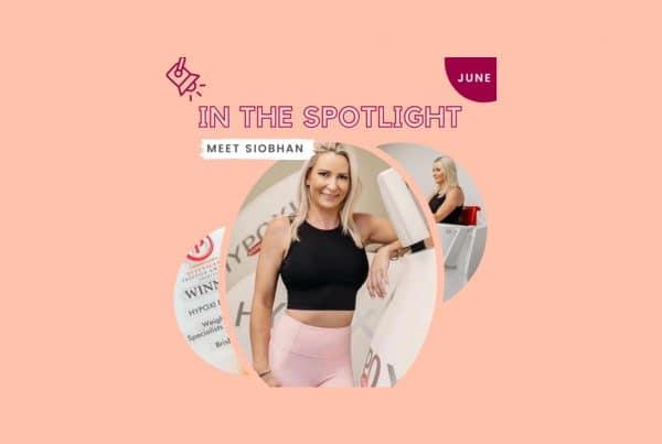 In the Spotlight -Siobhan